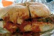 Hot Meatball Sandwiches