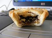 Hot Mincemeat Pie