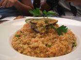 Italian Rice With Seafood