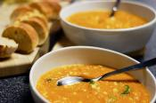 Jalapeno Sweet Potato Bisque
