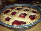 Grape Jam Pie