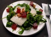 Jellied Beet And Salmon Salad