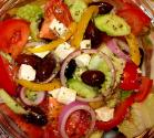 Julienned Vegetable Salad