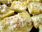 Key Lime-coconut Bars