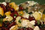 Healthy Kidney Bean Salad