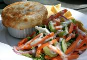 Kidney Vegetable Pie