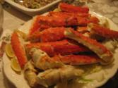 Stuffed King Crab Legs