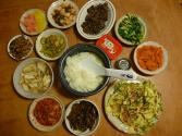 Korean Vegetable Pickle
