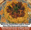 Persian Lamb And Apricot Pilau