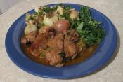 Armenian Lamb Casserole