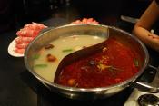 Mongolian Lamb Hot Pot