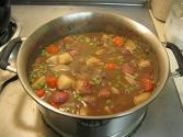 Down-home Lamb And Vegetable Stew