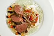 Lamb With Almonds