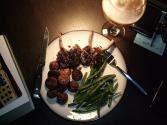 Lamb With String Beans