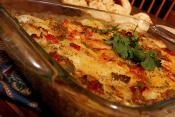 Large Vegetable Casserole