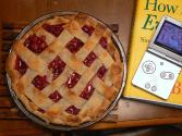 Lattice Top Cherry Pie