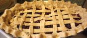 Lattice Top Beef Pot Pie