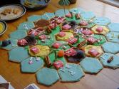 Clover Leaf Cookies