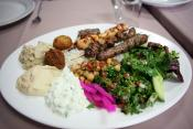 Lebanese Lamb Shish Kebab