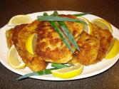 Lemon Chicken Cutlets