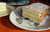Lemon Mist Torte