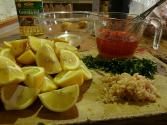 Lemon-garlic Marinade