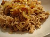 Lentil Fried Rice