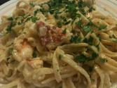 Linguine And Seafood