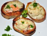 Lobster And Broccoli Mornay