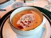 Cocoa Lobster Soup