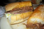Louisiana Sandwiches