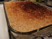 Pepper Flavored Macaroni And Cheese Casserole