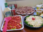 Macaroni And Ham Salad