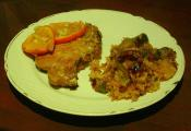 Mandarin Pork Chops