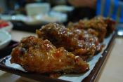 Easy Marinated Chicken Wings