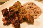 Marinated Pork Back Ribs
