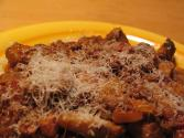Meat Mushroom Sauce