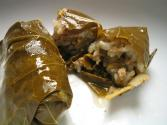 Meat-rice Stuffed Grape Leaves Dolma