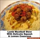 Big Meatball Stew