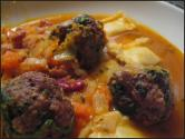 German Meatball Stew