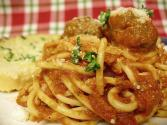 Meatballs With Spaghetti