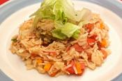 Mexican Rice With Hamburger