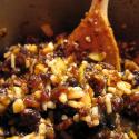 Ginger-flavored Mincemeat
