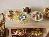 Miniature Fruit Pastries
