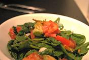Minted Vegetable Salad
