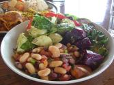 Confetti Mixed Bean Salad