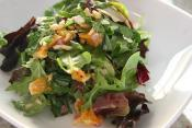 Mixed Greens With Tangelo Vinaigrette