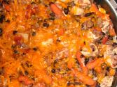 Mixed Vegetable Topping For Cooked Rice