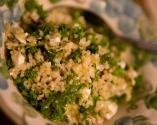 Mom's Bulgur Salad