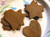 Moravian Ginger Cookies 